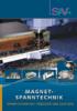 Magnet - Spanntechnik